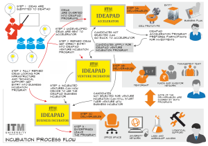 Incubation process flow