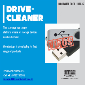 drive cleaner