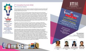 Innovation Summit 2016